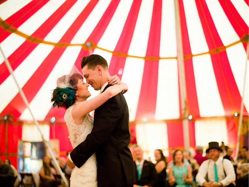 Big tops / circus tents