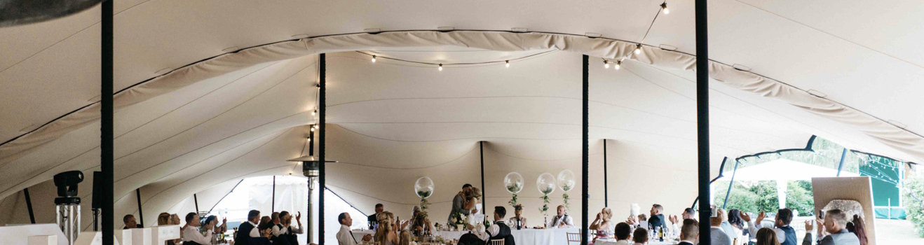 Find your perfect wedding marquee, by adding your postcode.