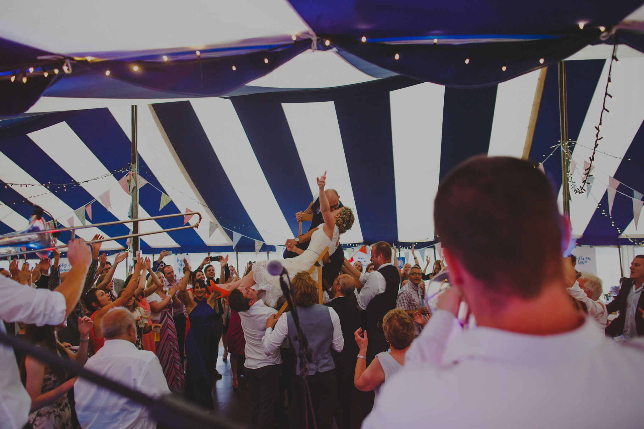 7 step guide to having a marquee wedding